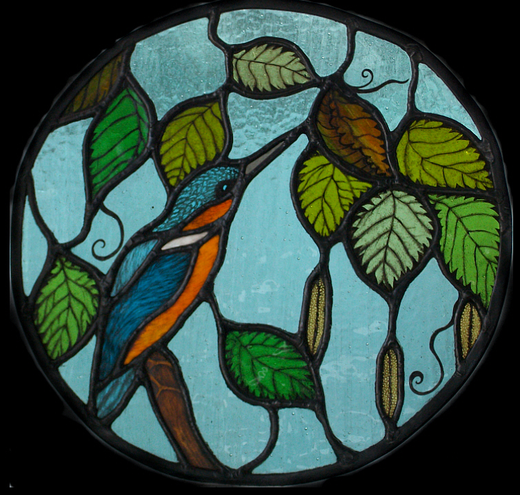 Kingfisher Roundel